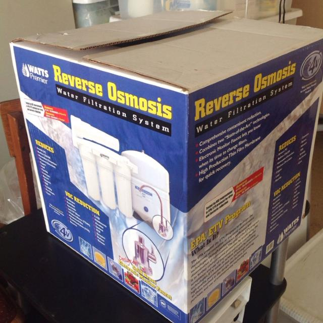 Water Filter System Wp 4v Reverse Osmosis From Costco