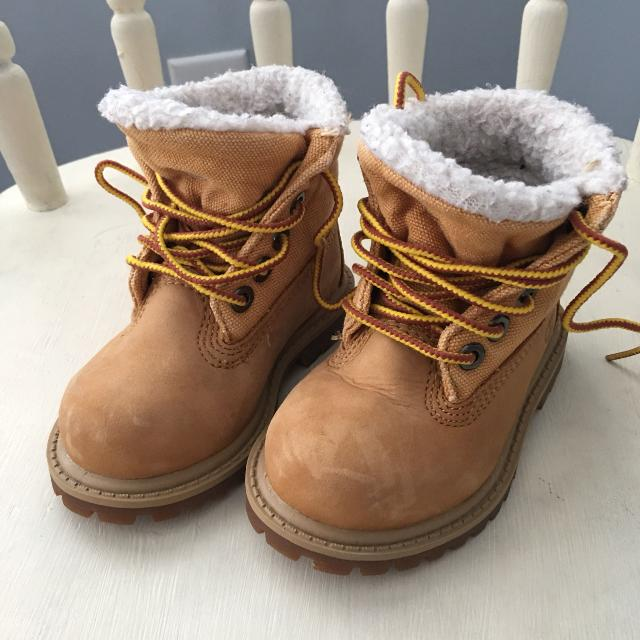 best choice 100% quality various styles Baby boy / Toddler Timberland Boots size 5