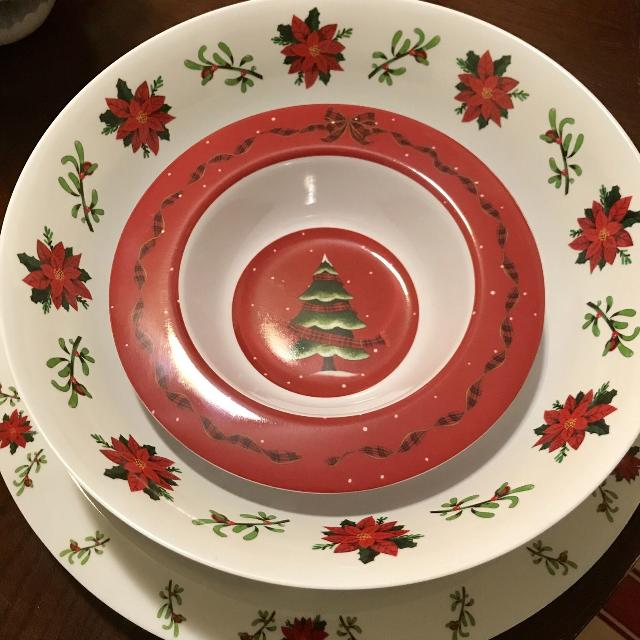 Christmas Platters For Sale.Christmas Party Platters