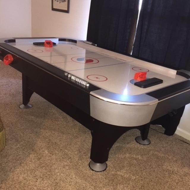 Find More Sportcraft Turbo Air Hockey Table For Sale At Up To Off - Sportcraft turbo air hockey table