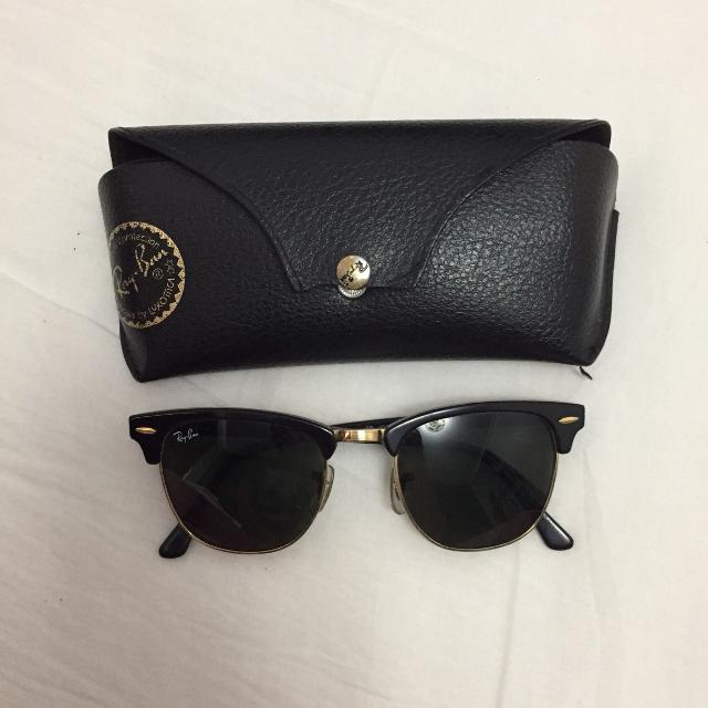 f2613a69be3 Best Authentic Ray Ban Clubmaster Sunnies for sale in Ottawa ...