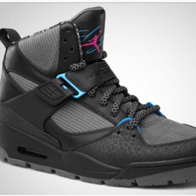 6a2114721573 Find more Air Jordan Flight 45 Trek (winter Shoes) for sale at up to ...
