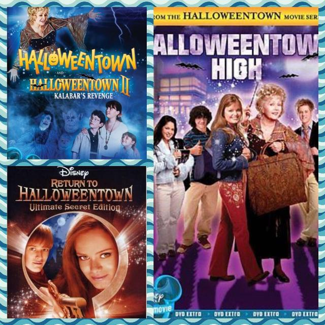 looking for halloween town dvds
