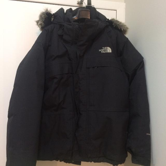 263da02a8 The North Face men's winter coat