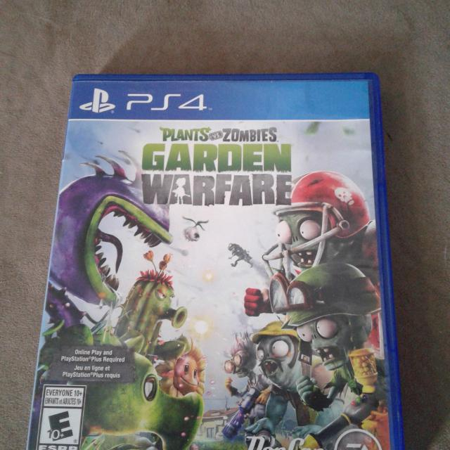 Find More Ps4 Plants Vs Zombies For Sale At Up To 90 Off