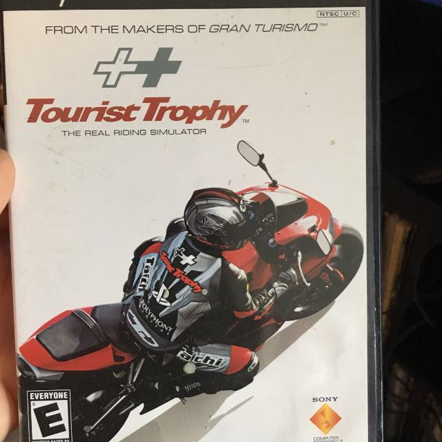 Tourist Trophy PlayStation 2 PS2