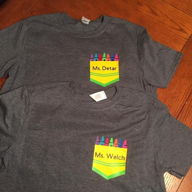 Best Pocket Crayon Box Shirt For Sale In Mobile Alabama For 2019