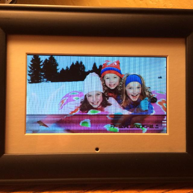 Find More Pandigital 5 X 7 Lcd Digital Photo Frame For Sale At Up To