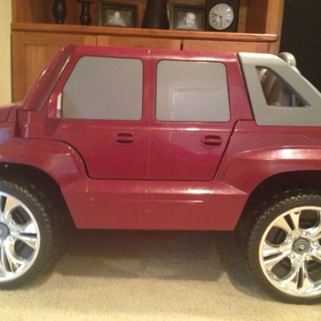 find more power wheels cadillac escalade for sale at up to 90 off power wheels cadillac escalade