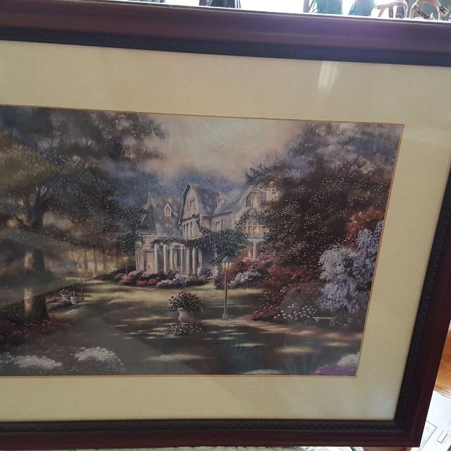 Best Set Of 2 Thomas Kinkade Wall Art for sale in Arvada, Colorado ...