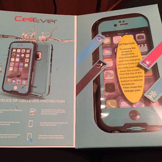 check out a0648 8f784 NEW! Water proof iPhone 6/6s case