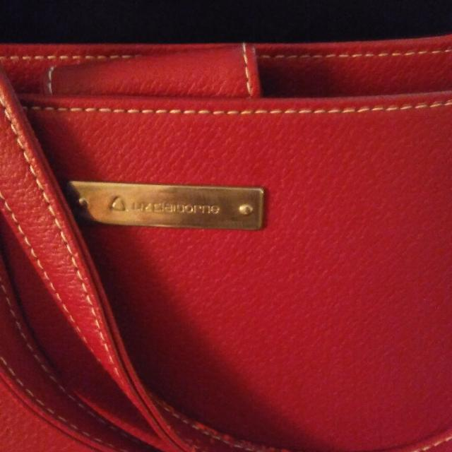 Best Red Liz Claiborne Purse for sale in Karns 675f631169ae2