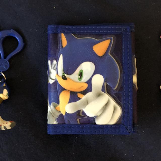 Best Sonic The Hedgehog Wallet And Keychains For Sale In Overland Park Kansas For 2020