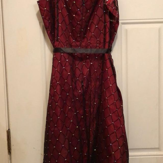 Best Mardi Gras Ball Gown Size 20 Price Drop 100 for sale in Mobile ...