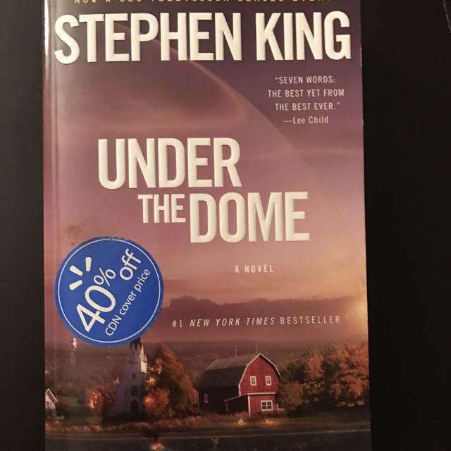 Under the Dome: A Novel