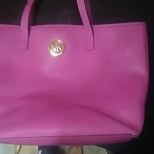 45f05fad378b Best Pink Mk Tote for sale in Harlingen, Texas for 2019