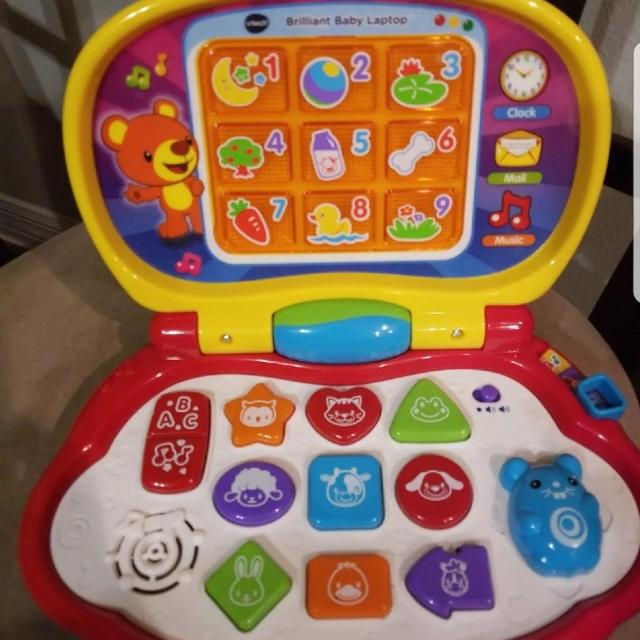 Best Vtech Baby Laptop Toy For Sale In Brandon Florida For 2019