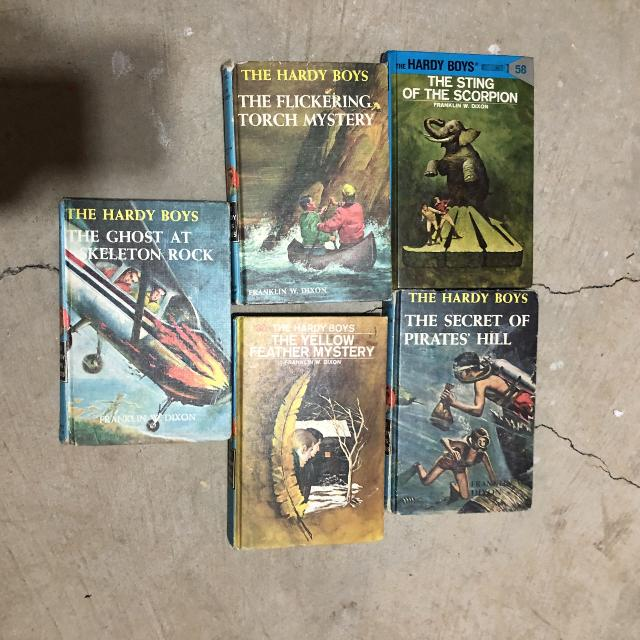 Find More Hardy Boys For Sale At Up To 90 Off