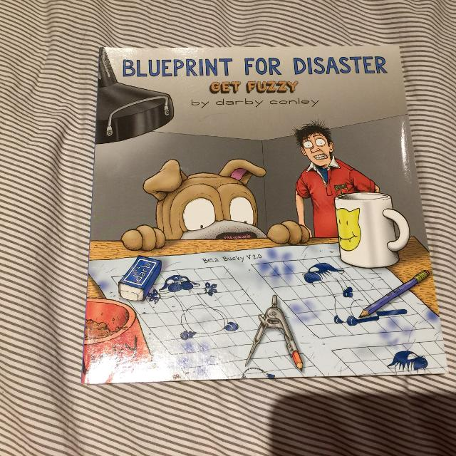 Best get fuzzy blueprint for disaster comic book for sale in get fuzzy blueprint for disaster comic book malvernweather Image collections