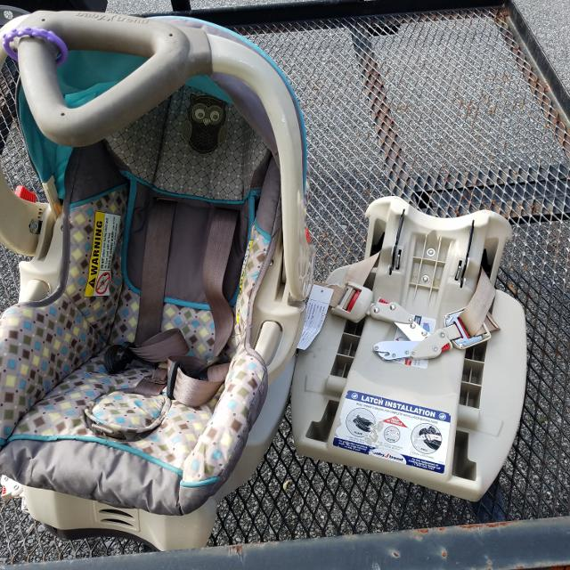 Best Vguc Baby Trend Car Seat With Additional Base For Sale In