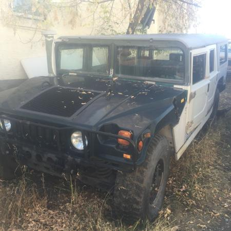 1994 Hummer H1 for sale  Canada