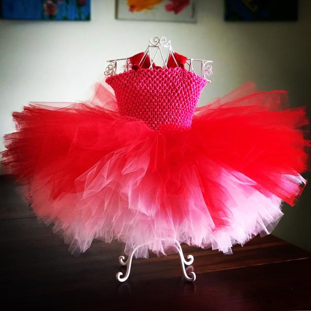 eb30f05100b73 Best Gorgeous Valentine's Day Tutu for sale in Minot, North Dakota for 2019