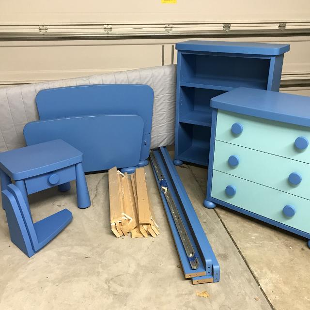 Toddler Bedroom Set Ikea Mammut