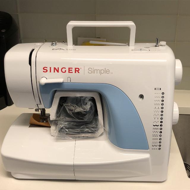 Best Singer Simple 40 Sewing Machine For Sale In Brooklyn New Inspiration Singer Sewing Machine Model 3116