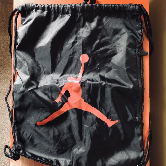 ac69855e3c06 Find more Air Jordan Drawstring Backpack for sale at up to 90% off