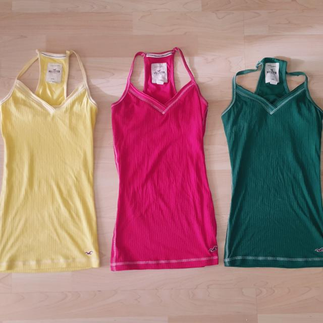 91d4949cded078 Best 3 For  10 Hollister Small Tank Tops for sale in Richmond ...