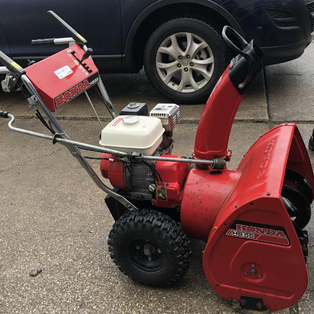 Honda Supercharger For Sale: Best Honda Hs55 Snow Blower For Sale In Erie, Pennsylvania