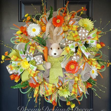 Easter bunny wreath for sale  Canada