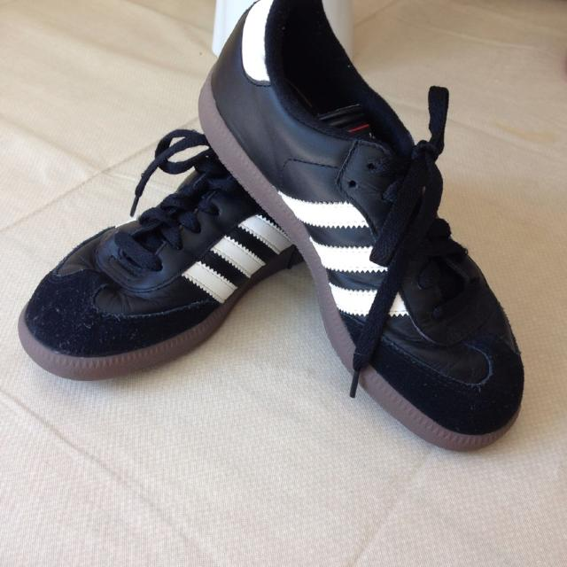 bd9b3b7516d Best Kids Adidas Samba Indoor Soccer Cleats. Size 3. Show Minimal Wear Only  On Toes But Excellent Condition (she Didn t Play Long)! for sale in  Manchester