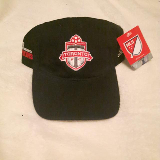 604fcbcede46a Best Retail Value  32 Toronto Tfc 2017 Champion Hat for sale in Oshawa