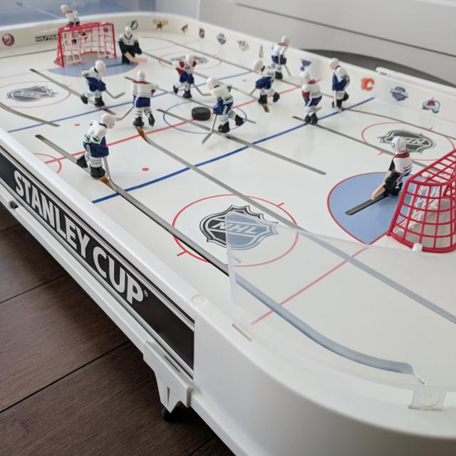 Find more Stiga Nhl Table Top Hockey Game for sale at up to 90% off