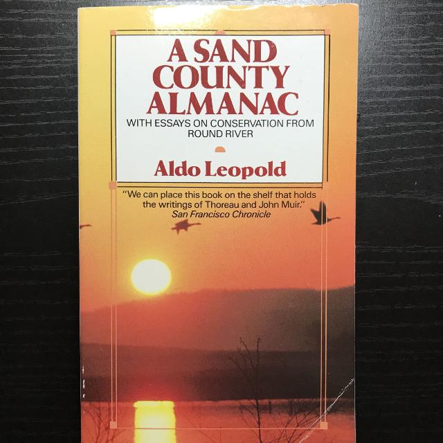 the fight for nature preservation and restoration in the book round river by aldo leopold Категория: на английском языке краткое описание: 'round river by aldo leopold essay research paper in the essay the round river aldo leopold was trying to say many different ideas that related together in the fight for nature preservation and restoration one of aldo leopolds.
