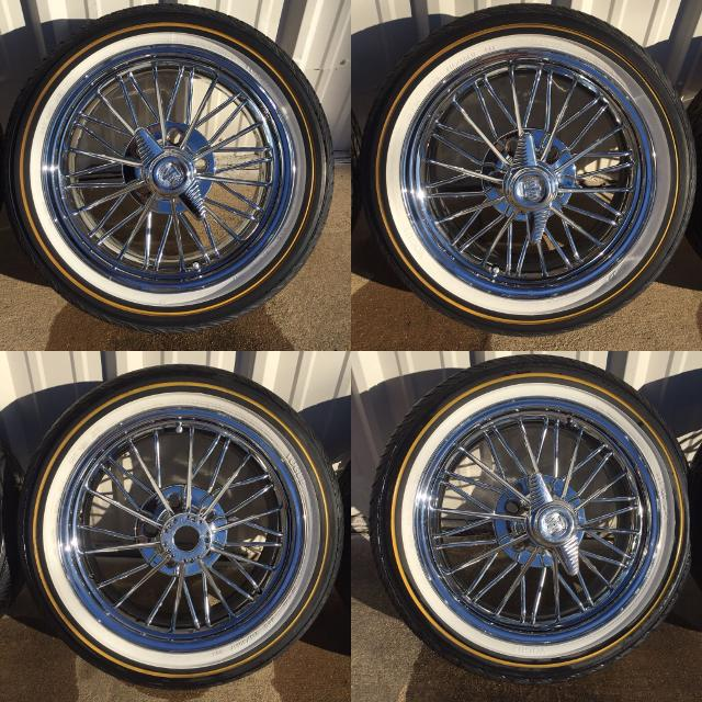 """Find More 17"""" Wheels With Vogue Tires For Sale For Sale At"""