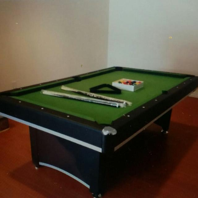 Best Brand New Pool Table Already Dissasembled For Sale In Markham - Brand new pool table