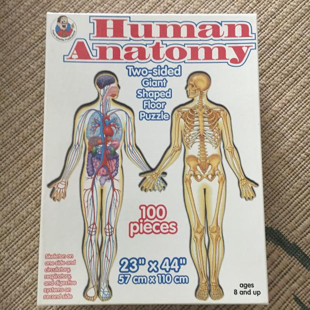 Best Human Anatomy Puzzle For Sale In Hendersonville Tennessee For 2018