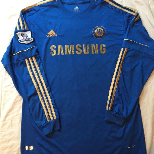 "on sale 4e770 23f31 Men's Large-Chelsea ""Oscar"" Soccer Jersey"