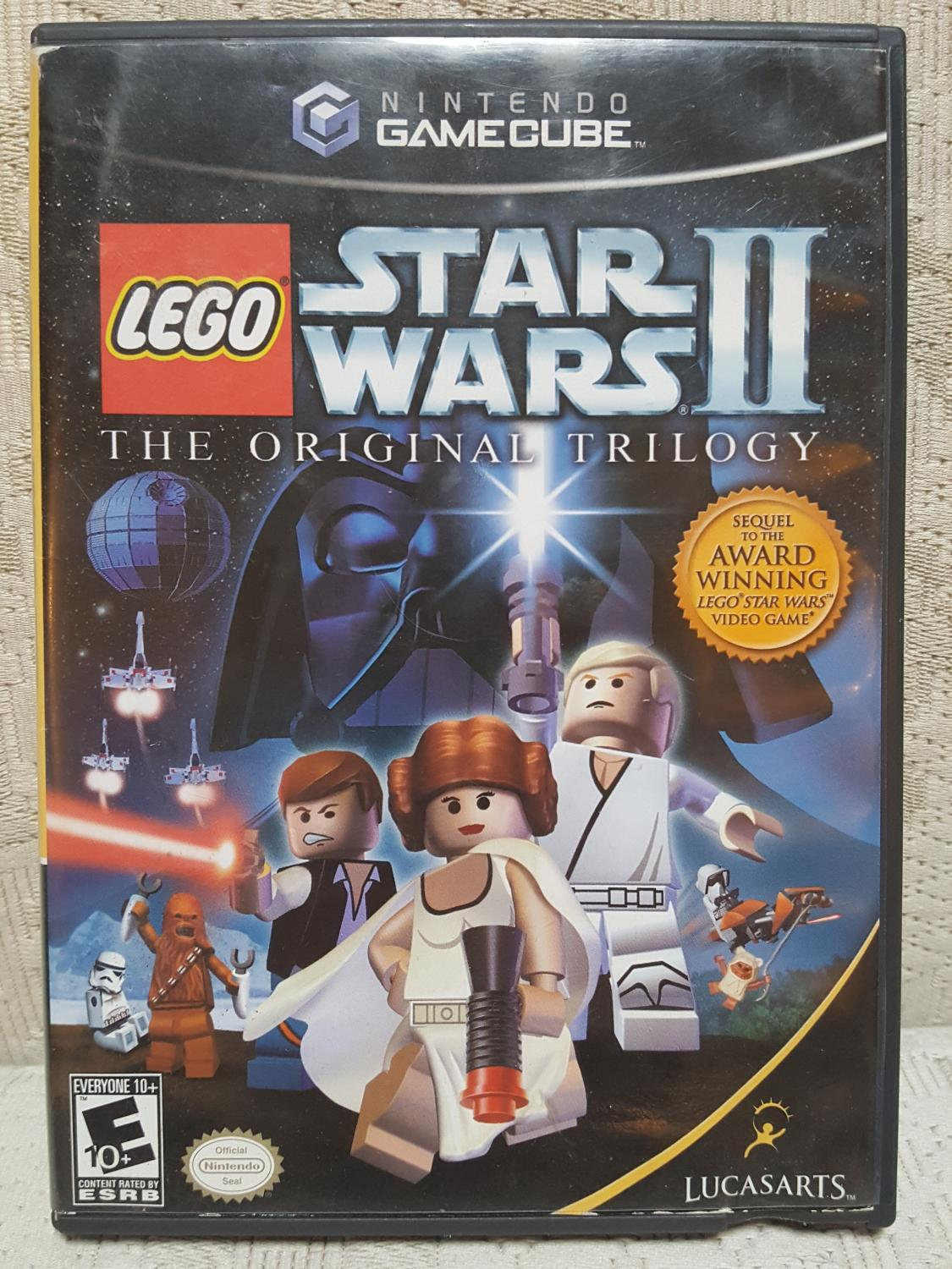 Find More Lego Star Wars 2 For Nintendo Gamecube For Sale At Up To