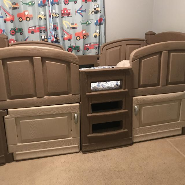 Find More Step 2 Loft And Storage Twin Bed For Sale At Up To 90 Off