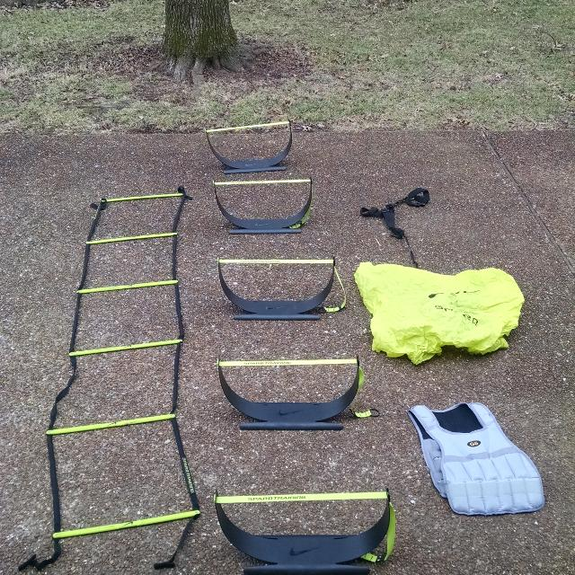 9abc7a18f3178 Find more Reduced....nike Sparq Training Equipment for sale at up to ...