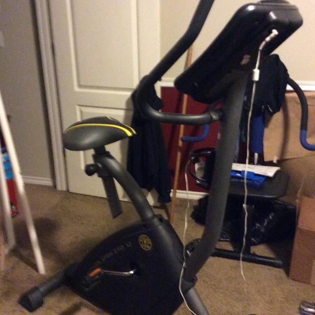 1a82cd56c51 Best Golds Gym Stationary Bike for sale in Boise