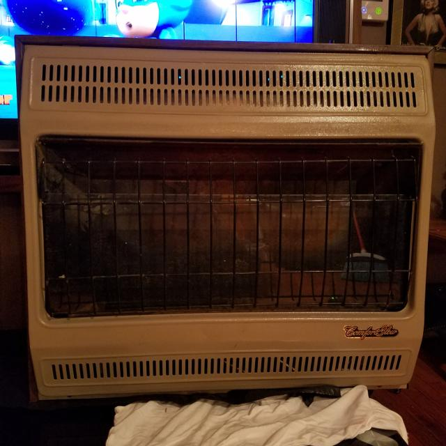 Find More Comfort Glow Gas Heater Works For Sale At Up To 90 Off