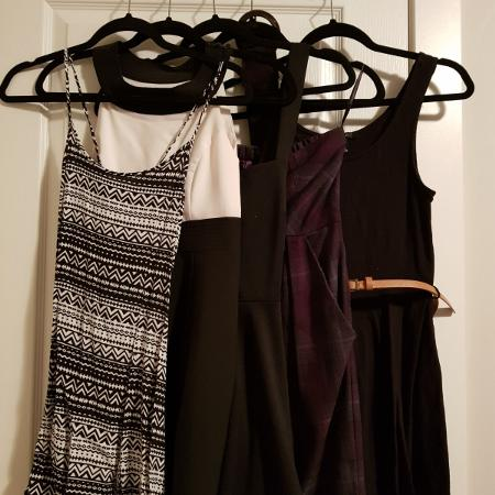 Used, 5 for $20 Dresses for Petite Ladies for sale  Canada