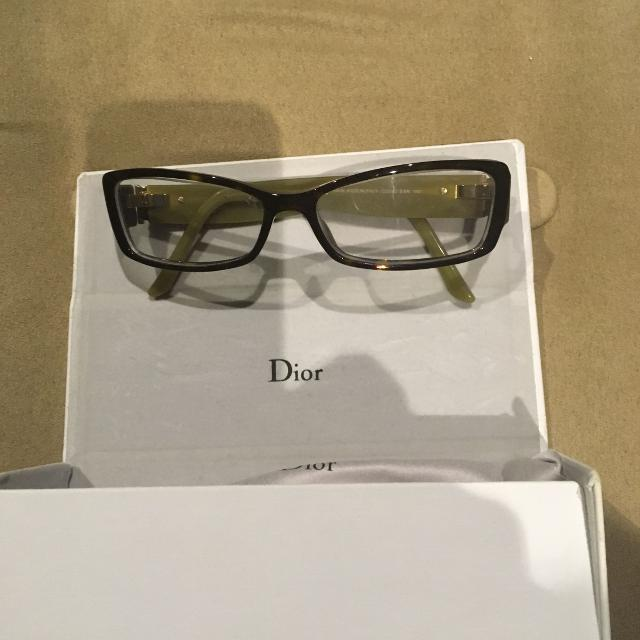 f382b2cf33 Find more Authentic Christian Dior Glasses Frames for sale at up to ...