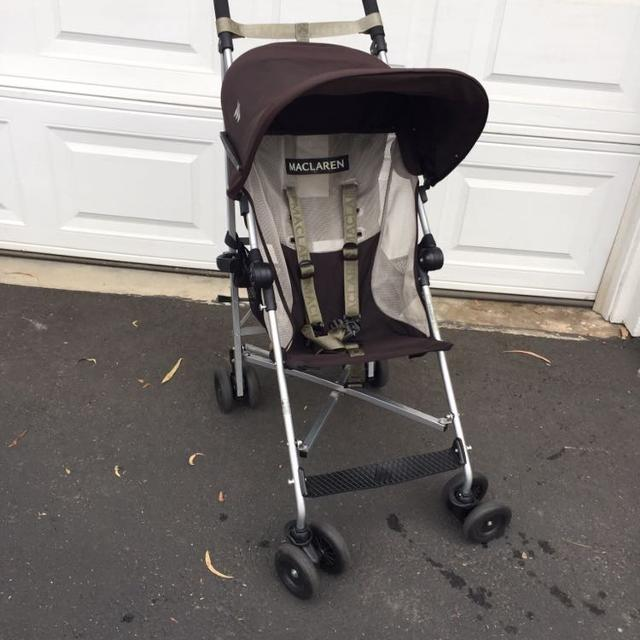 Maclaren Umbrella Stroller