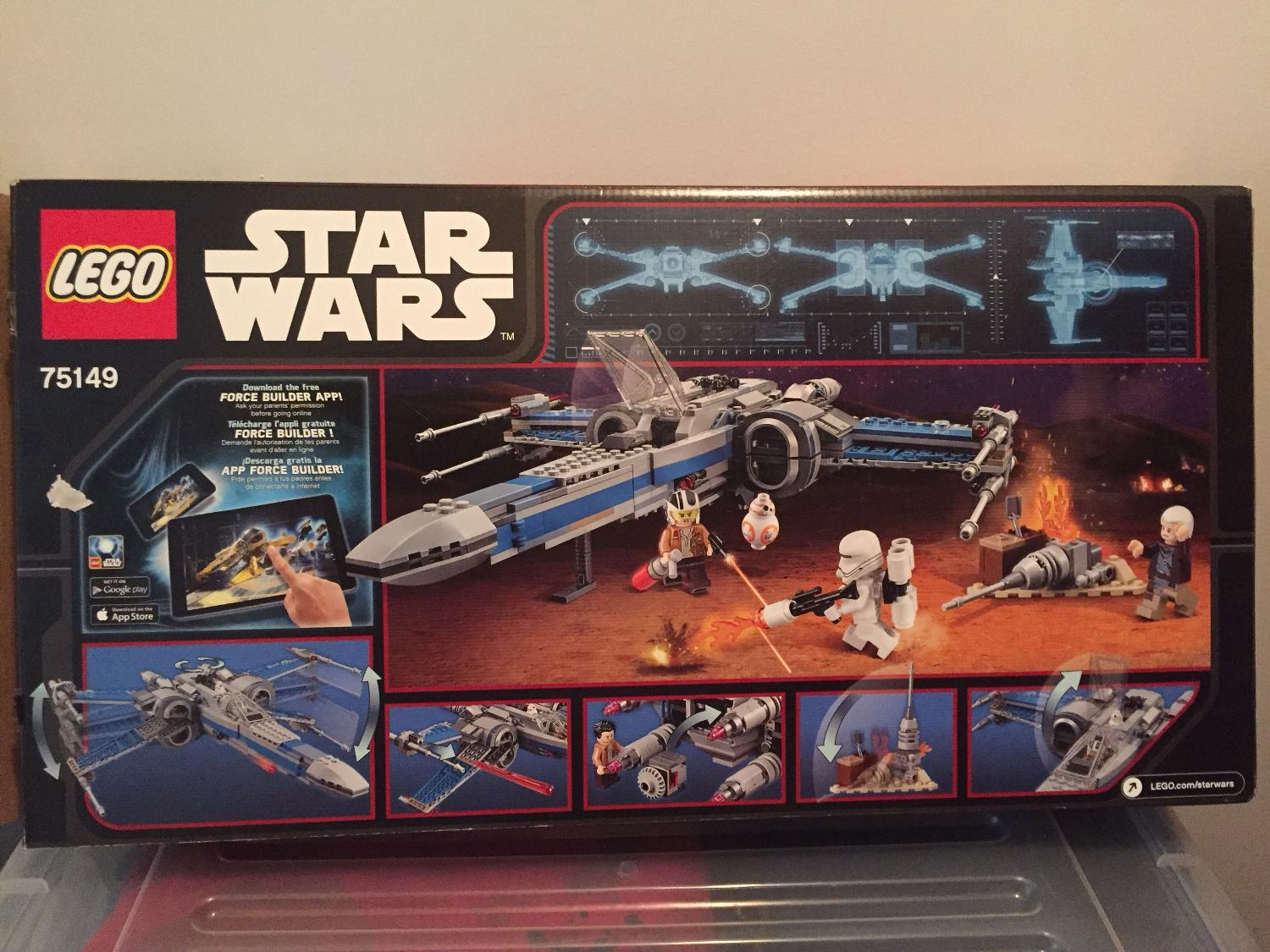 Find More Lego Star Wars Set New 740 Pcs Series If Want To
