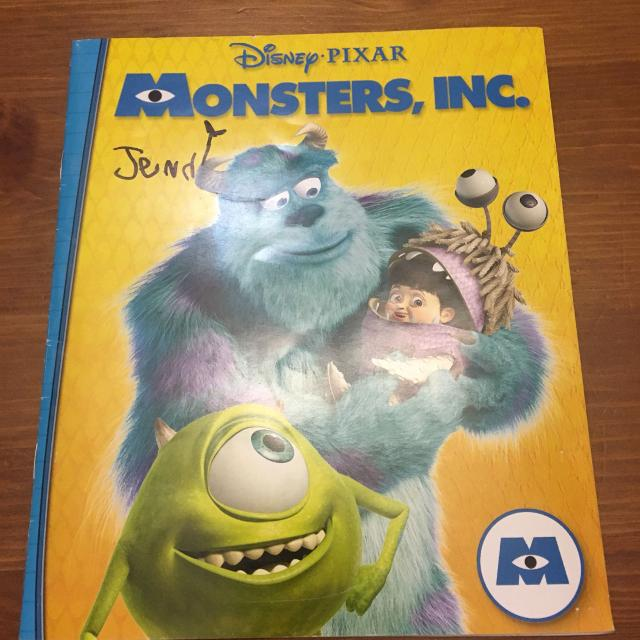 Find More Disney Pixar Monsters Inc Book Free For Sale At Up To 90 Off